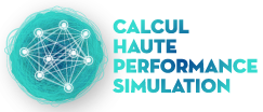 Master Calcul Haute Performance et Simulation Logo